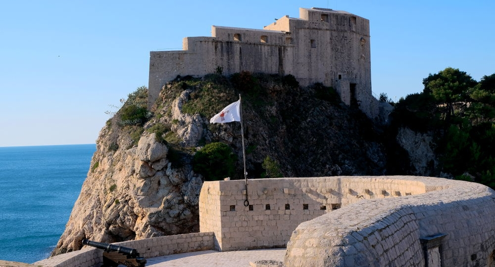 Fort Bokar and Lovrijenac fortress